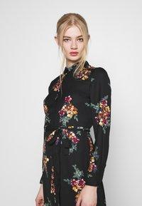 Vero Moda - VMNEWALLIE DRESS  - Maxi dress - black - 3