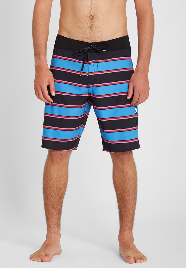 MOD LIDO PRNT 20 - Shorts da mare - ballpoint_blue