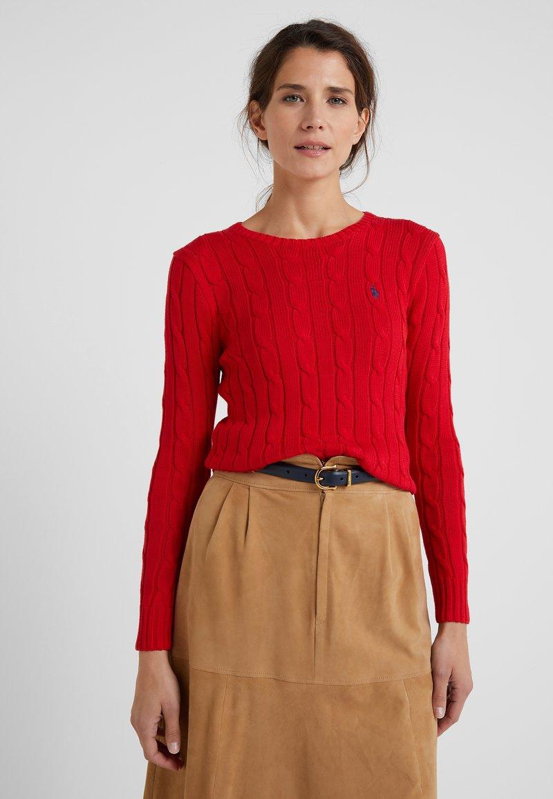 Polo Ralph Lauren - CLASSIC - Jersey de punto - martin red