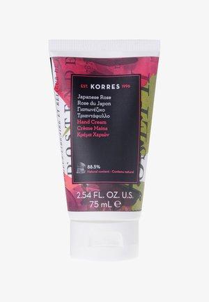 JAPANESE ROSE HANDCREME - Hand cream - -