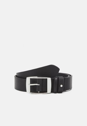 LEATHER - Belte - black