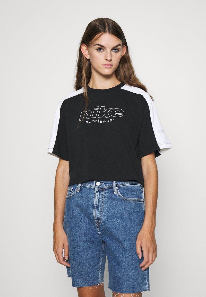 Nike Sportswear - ARCHIVE - T-shirts print - black/white