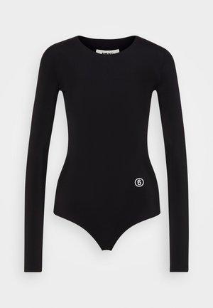 BODY - Long sleeved top - black