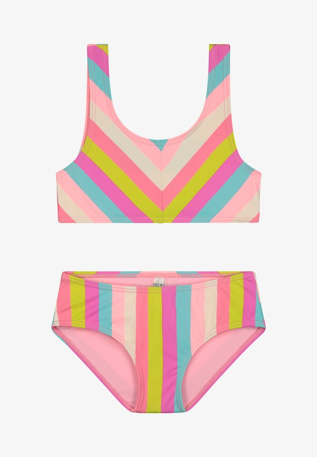 SET - Bikini - multi colour