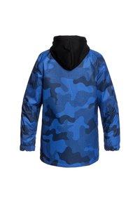 DC Shoes - UNION - Snowboard jacket - monaco blue - 1
