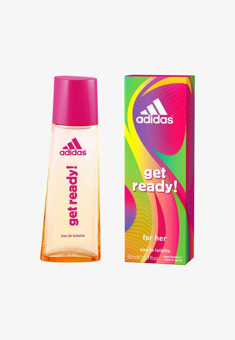 Adidas Fragrance - GET READY! FOR HER EAU DE TOILETTE - Eau de Toilette - -
