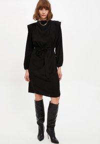 DeFacto - Cocktail dress / Party dress - black - 3
