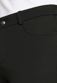 Even&Odd Petite - 5 pockets PUNTO trousers - Bukse - black - 3