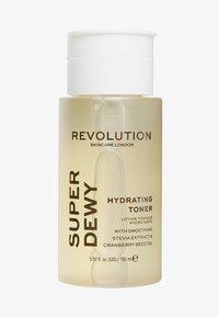 Revolution Skincare - DEWY SKIN TONER - Tonico viso - - - 0