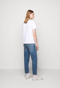 Progetto Quid - UNISEX MENTA - Print T-shirt - white - 2