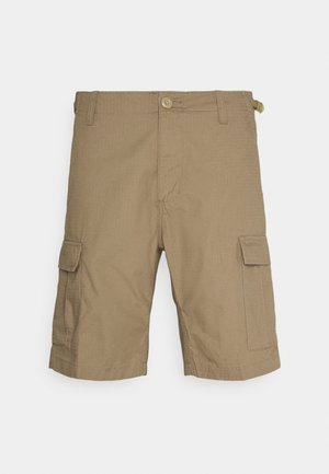 AVIATION COLUMBIA - Shorts - sand