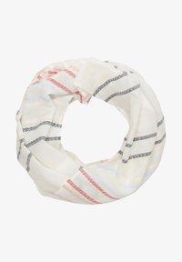 s.Oliver - Scarf - cream stripes - 3