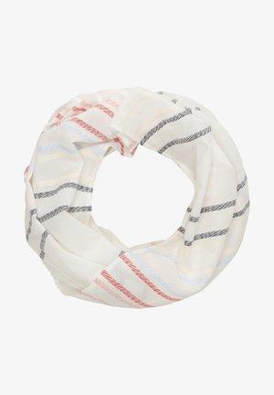 Écharpe - cream stripes