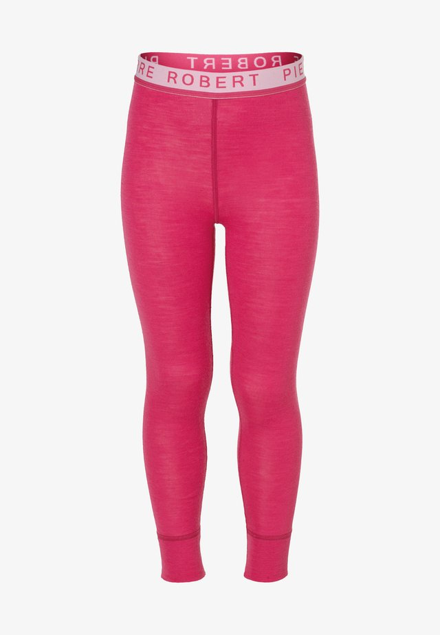 BASE LAYER  - Leggings - Trousers - strong pink