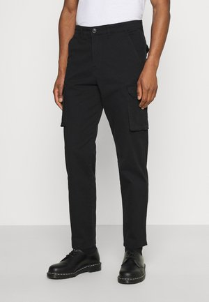 SLHCODY FLEX  - Trousers - black