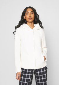 ONLY - ONLSEDONA LIGHT SHORT JACKET - Lett jakke - antique white melange - 0
