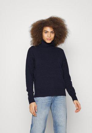 SALINE - Stickad tröja - marine