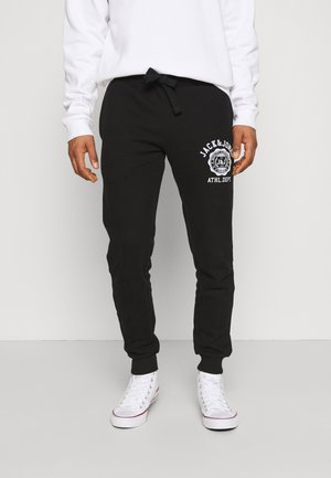 JJIGORDON JJRALPH PANTS  - Tracksuit bottoms - black