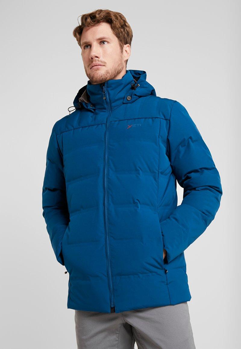 YETI - AKKARVIK BONDED JACKET - Down jacket - arctic night