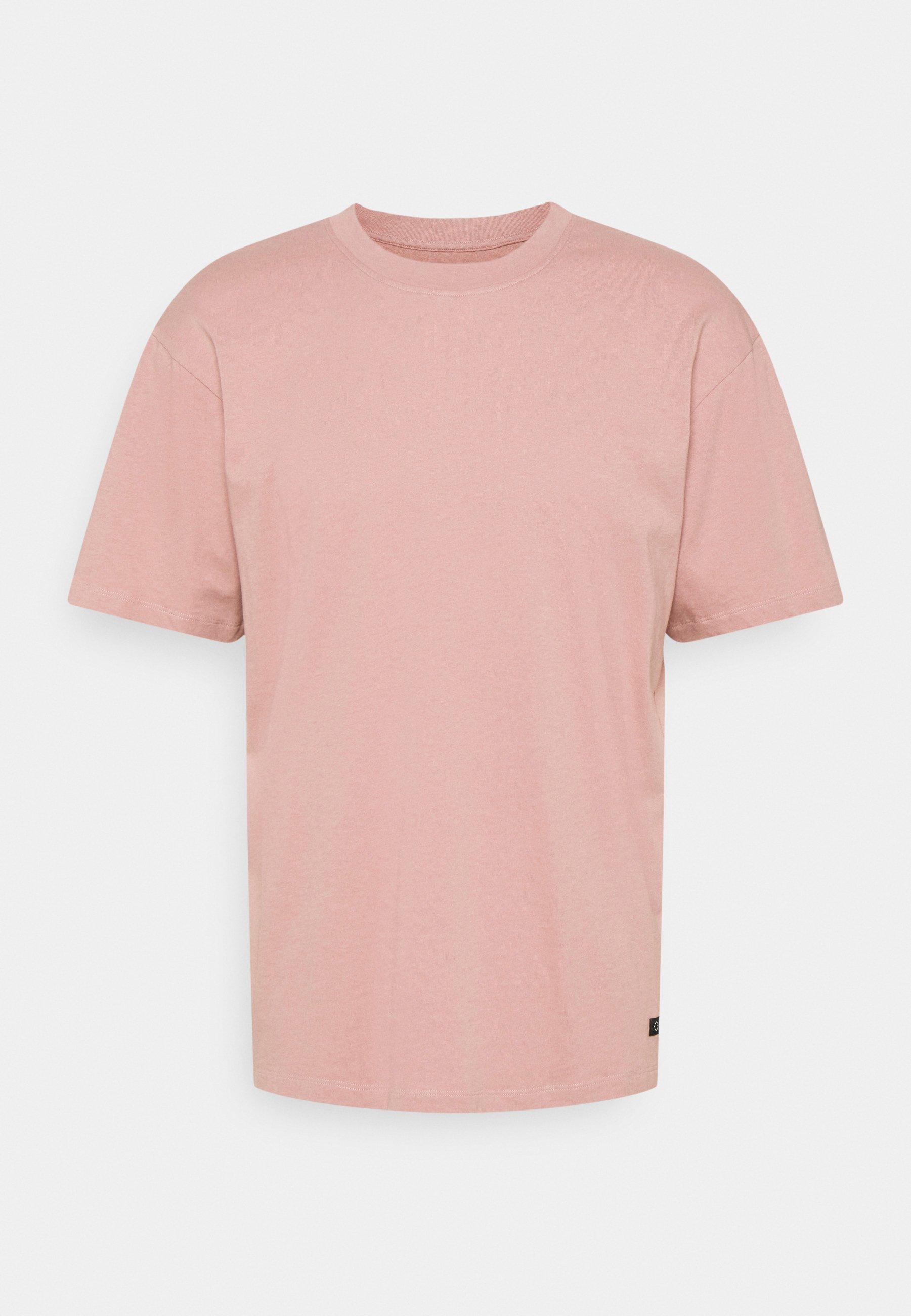 Men OVERSIZE PLAIN SYNERGY - Basic T-shirt