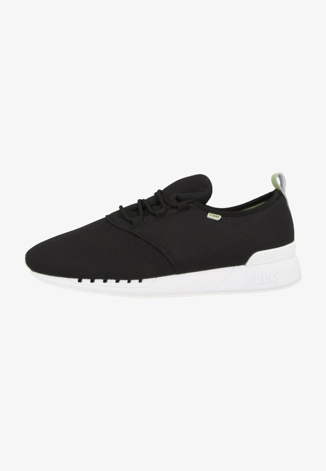 MOC LAU PERFO - Sneakers laag - charcoal