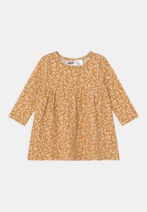 LONG SLEEVE DRESS  - Jerseyjurk - vintage honey/vanilla sierra floral