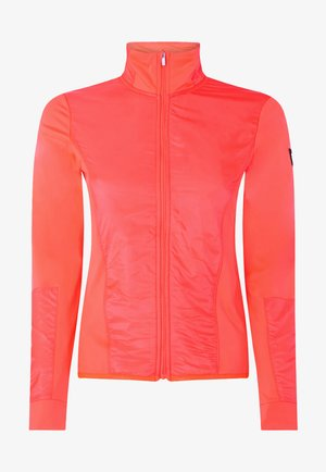 ATHMOS - Training jacket - fiery coral
