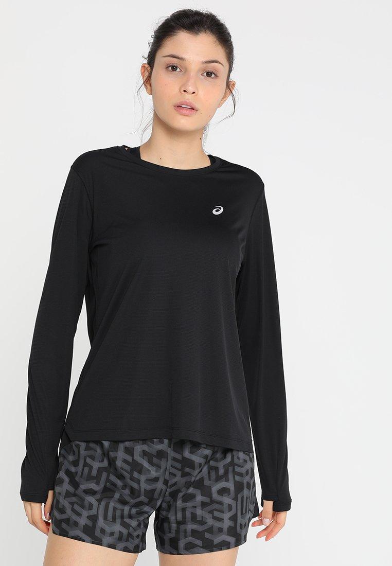 Women SILVER - Long sleeved top