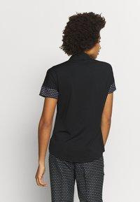 adidas Golf - T-shirt con stampa - black - 2