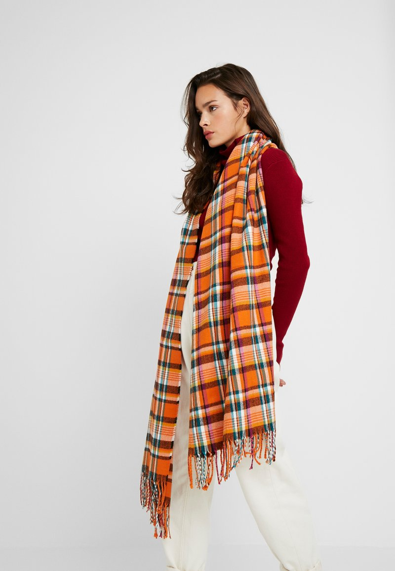 Monki - FLO SCARF - Šála - multicolor