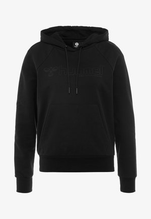 HMLNONI  - Sweat à capuche - black
