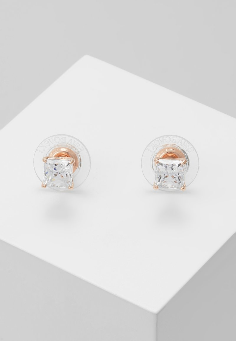 Swarovski - ATTRACT - Boucles d'oreilles - white