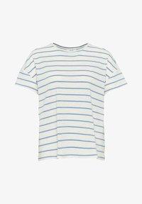 Opus - Print T-shirt - blue - 2