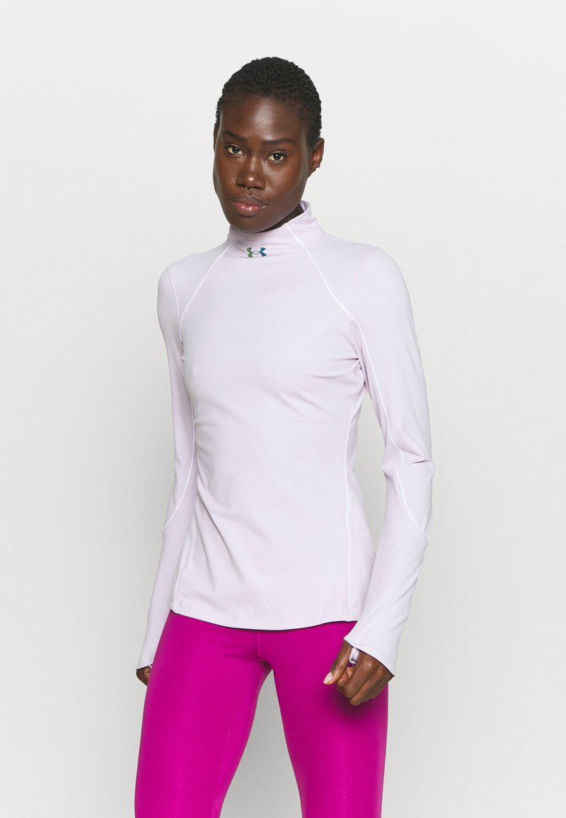 Under Armour - RUSH - Camiseta de deporte - crystal lilac