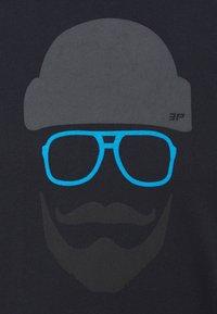 Icepeak - ALEDO - Print T-shirt - dark blue - 6