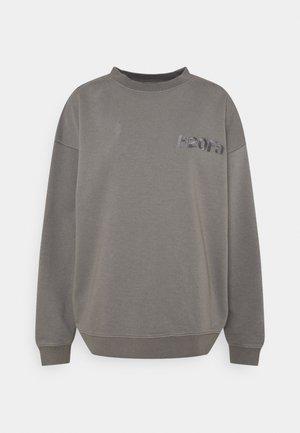 CREAM DOCTOR ONECK - Sweatshirt - dark grey