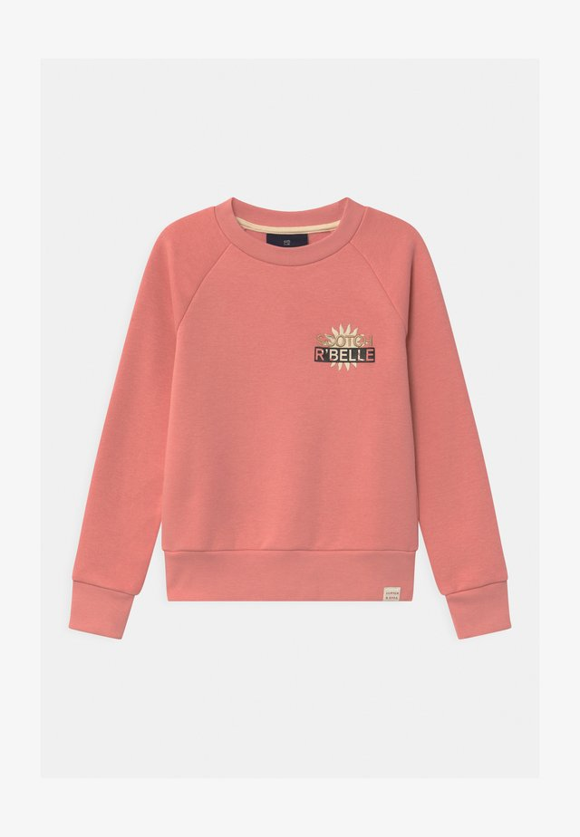 VARIOUS ARTWORKS - Sudadera - pink smoothie