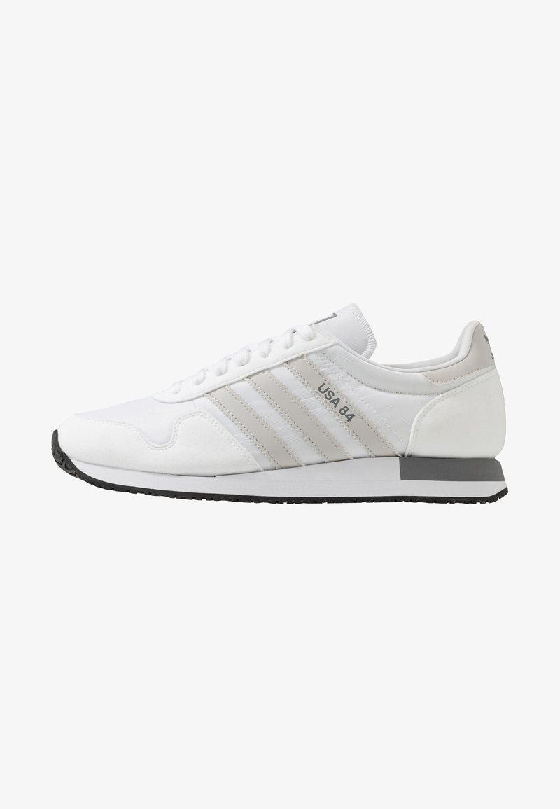 adidas Originals - USA 84 - Zapatillas - footwear white/grey heather