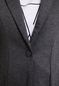 Zalando Essentials - Sportovní sako - dark grey melange - 5