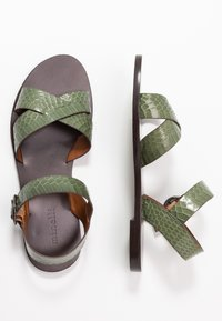 Minelli - Sandály - kaki - 3