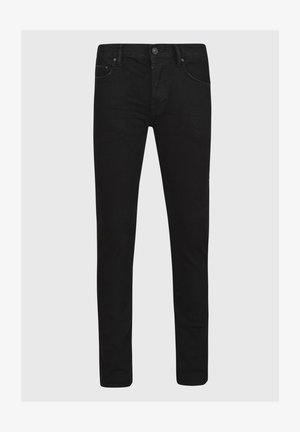 REX - Jeansy Slim Fit - black