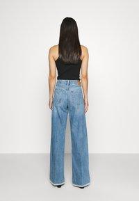 Pepe Jeans - JIVE REPAIR - Flared Jeans - denim - 2