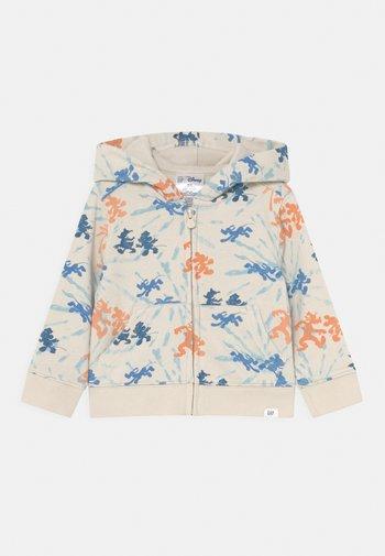 DISNEY MICKEY MOUSE TODDLER BOY HOOD - Zip-up sweatshirt - multi-coloured