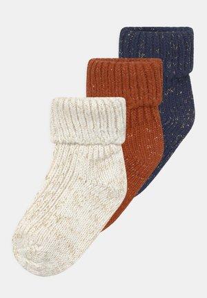 LUREX 3 PACK UNISEX - Sokken - multi-coloured