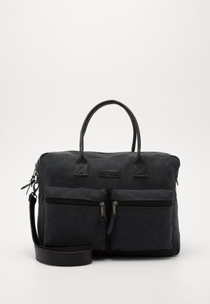 DIAPER BAG VISION OF LOVE - Luiertas - black