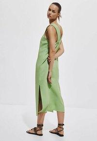 Massimo Dutti - Maxi dress - green - 1