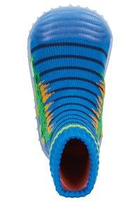 Sterntaler - ADVENTURE KROKODIL - Slippers - blau - 3