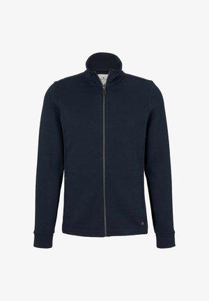 Zip-up sweatshirt - sky captain blue