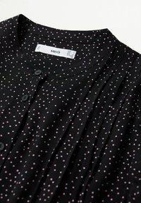 Mango - CHERRY - Day dress - black - 6