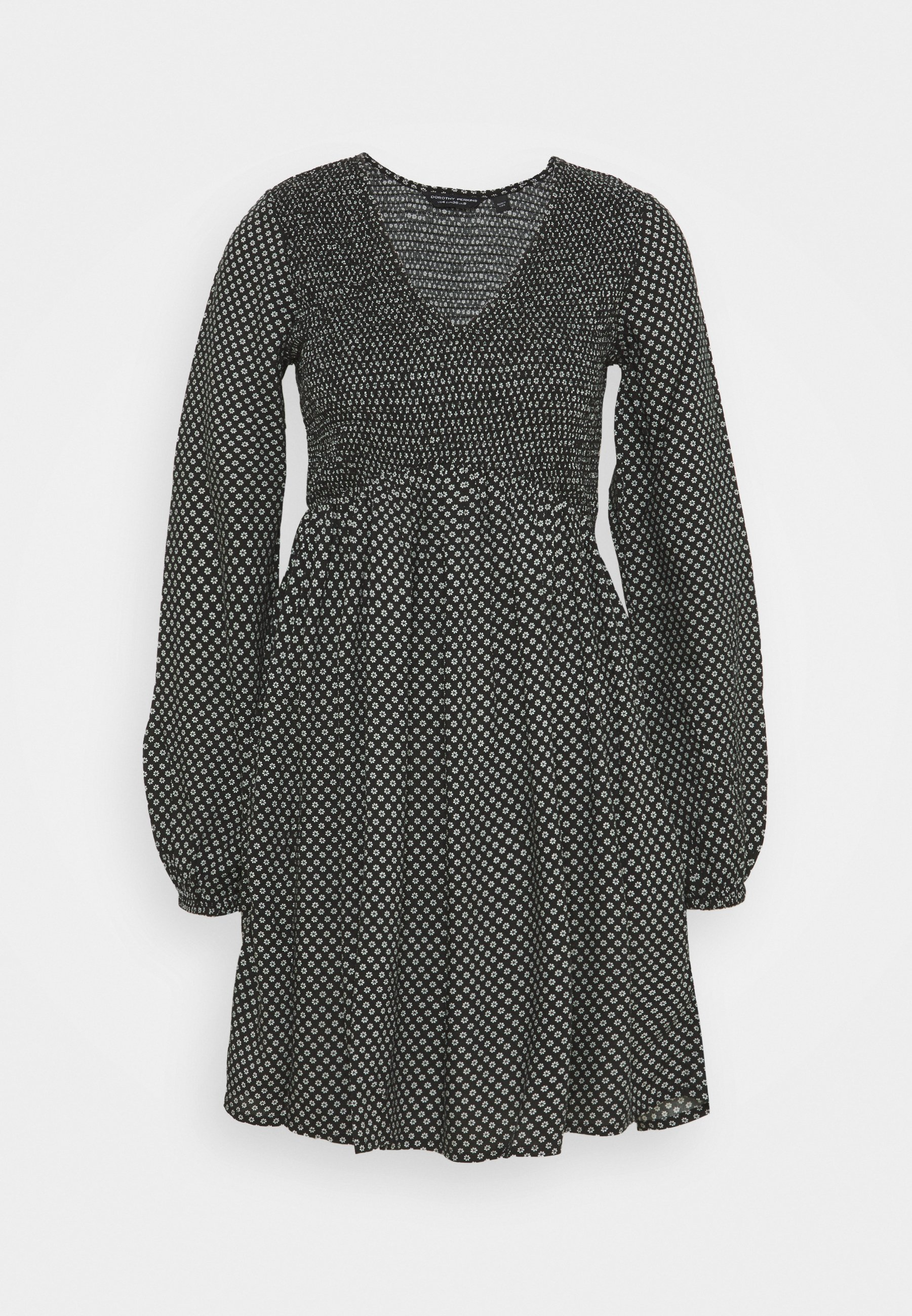 Femme DITSY SHEERED MINI FIT AND FLARE - Robe d'été